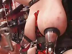 big tits fucking machines porn videos